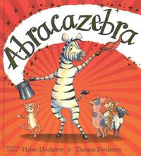 ABRACAZEBRA di DOCHERTY H. - DOCHERTY T.