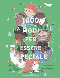 1000 MODI PER ESSERE SPECIALE di BELL D. - COLPOYS A. - LAMARQUE V.