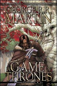 Copertina del Libro: Game of thrones (A)