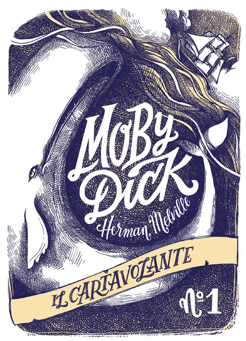 Moby Dick. Ediz. illustrata