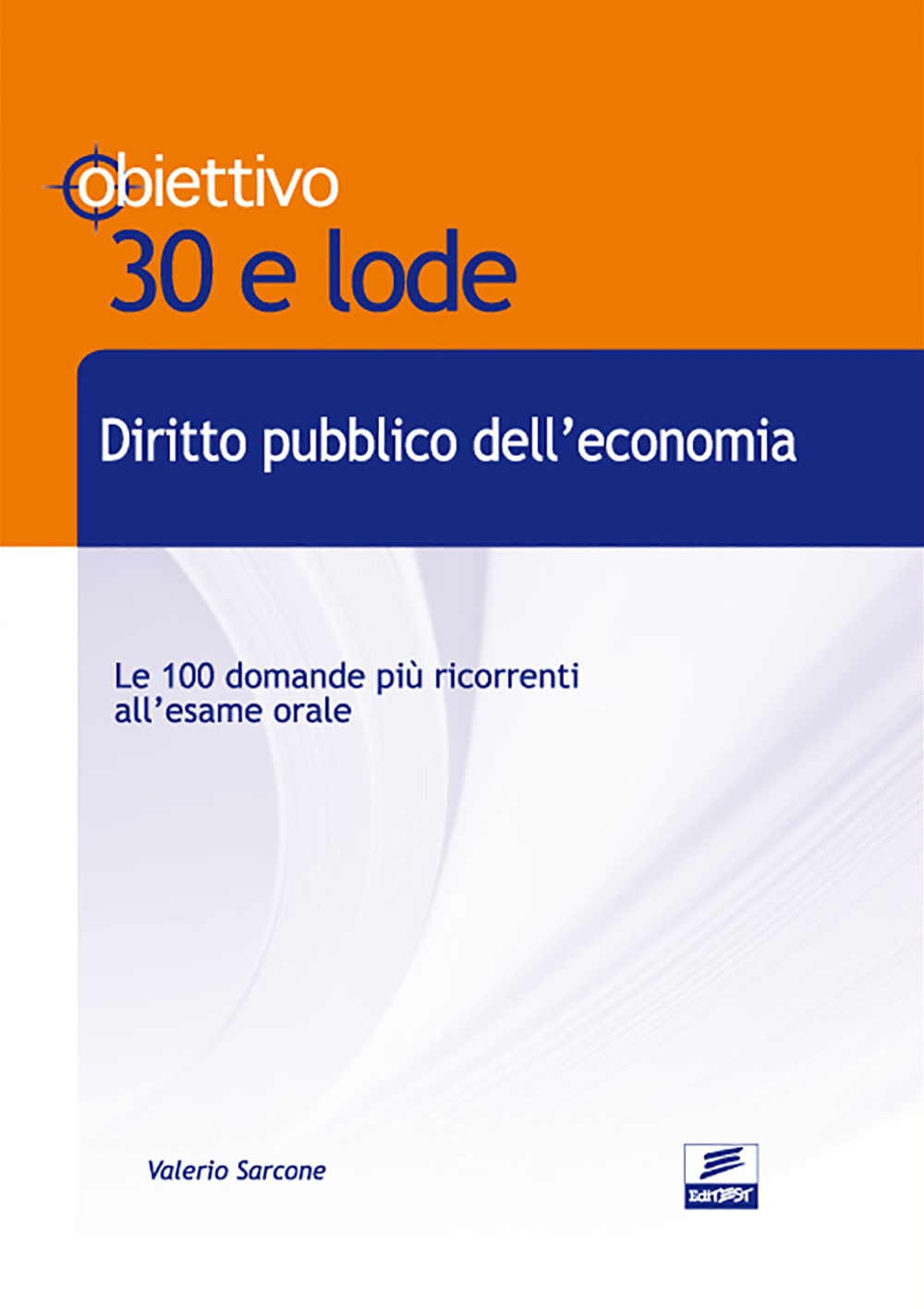 DIRITTO PUBBLICO DELL'ECONOMIA - 9788865841129