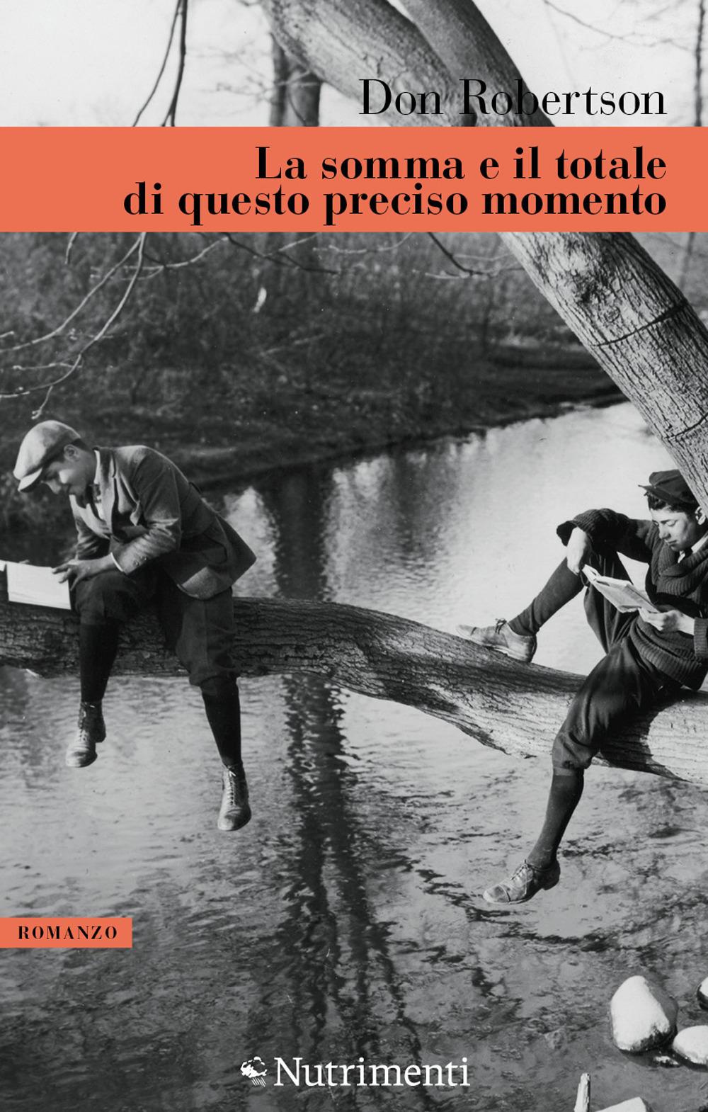 SOMMA E IL TOTALE DI QUESTO PRECISO MOMENTO (LA) - Robertson Don - 9788865948590