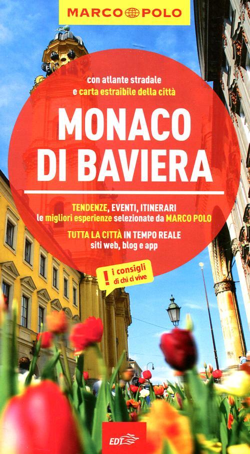 MONACO DI BAVIERA. CON ATLANTE STRADALE - 9788866391029