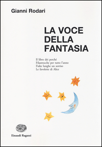 Copertina di: La voce della fantasia