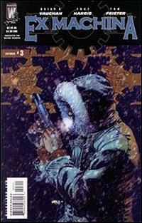 EX MACHINA. PRIMA SERIE vol. 3 - 9788866917304