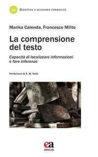 COMPRENSIONE DEL TESTO - CAPACITA' DI LOCALIZZARE INFORMAZIONI E FARE INFERENZE di...