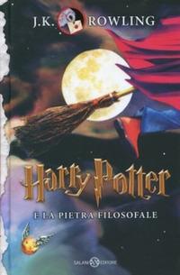 Copertina del Libro: Harry Potter e la pietra filosofale