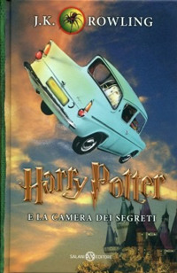 Copertina del Libro: Harry Potter e la camera dei segreti