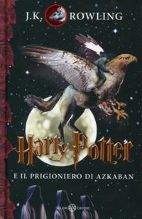 Copertina del Libro: Harry Potter e il prigioniero di Azkaban