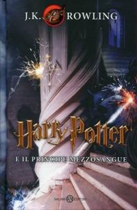 Copertina del Libro: Harry Potter e il Principe Mezzosangue