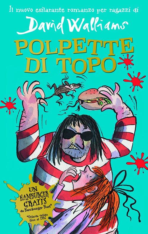 POLPETTE DI TOPO - 9788867222155