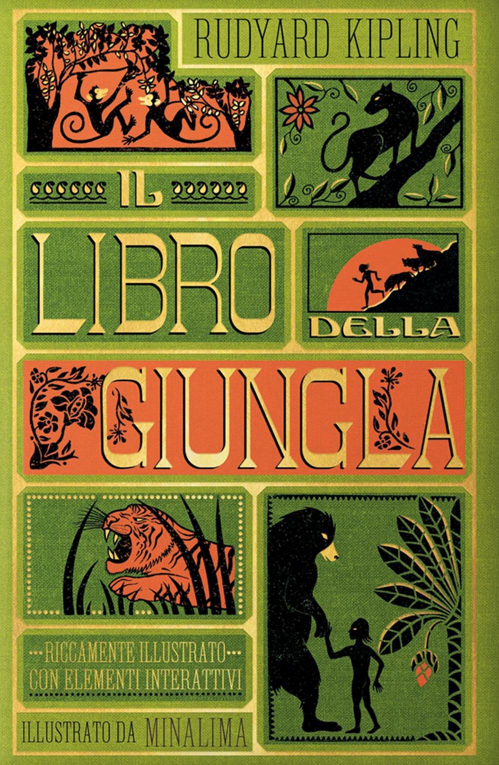 Il libro della giungla. Ediz. integrale