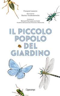 PICCOLO POPOLO DEL GIARDINO di LASSERRE F. - VANDENBROUCKE M.