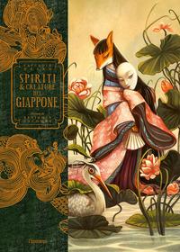 SPIRITI E CREATURE DEL GIAPPONE di HEARN L. - LACOMBE B.