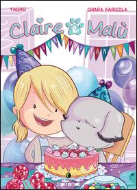 CLAIRE E MALU' di TAURO - KARICOLA CHIARA