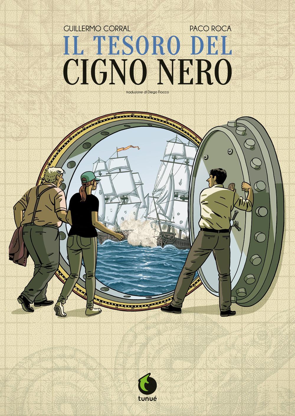 TESORO DEL CIGNO NERO (IL) - Corral Guillermo; Roca Paco - 9788867903818