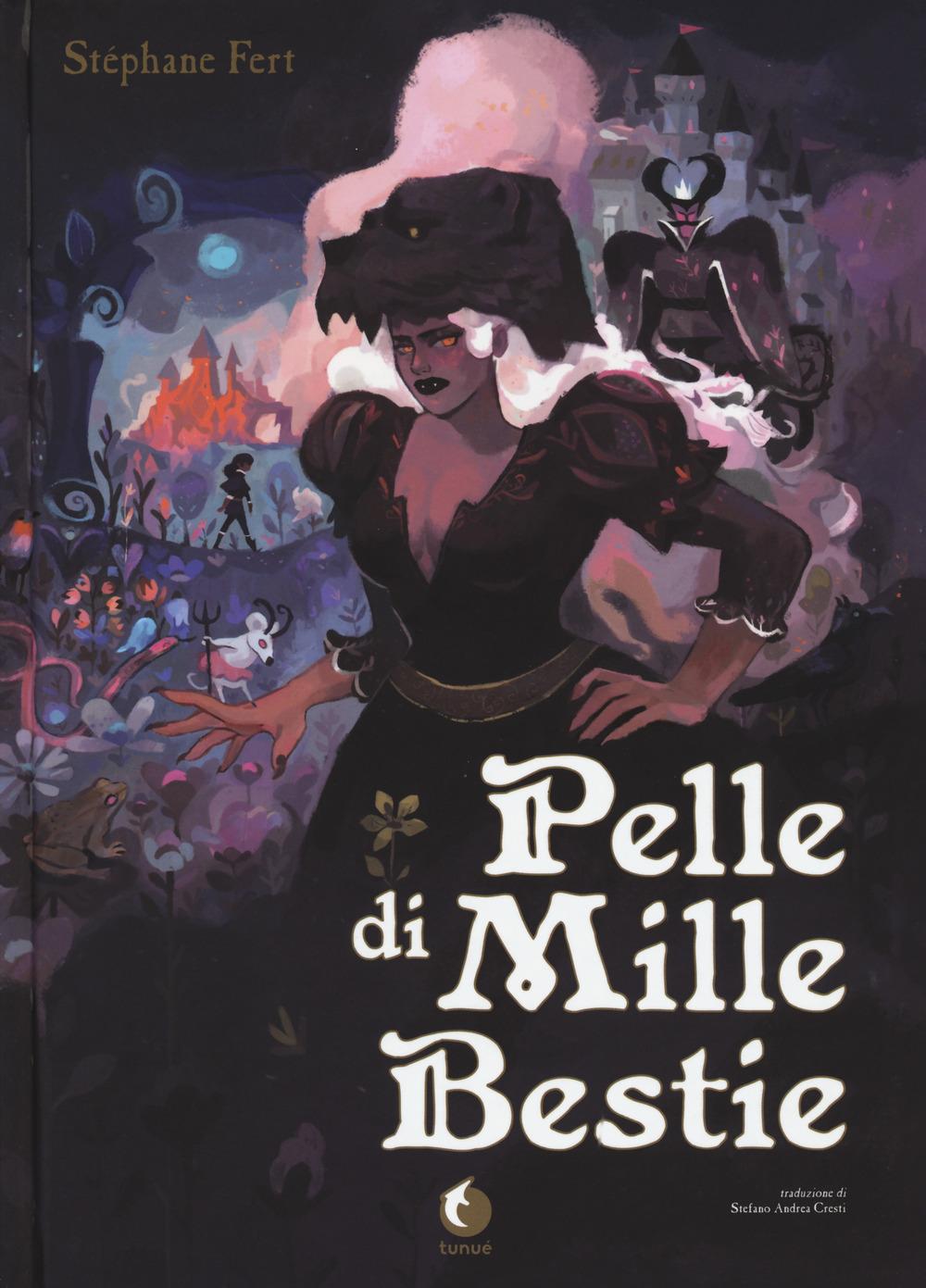 PELLE DI MILLE BESTIE - 9788867903856