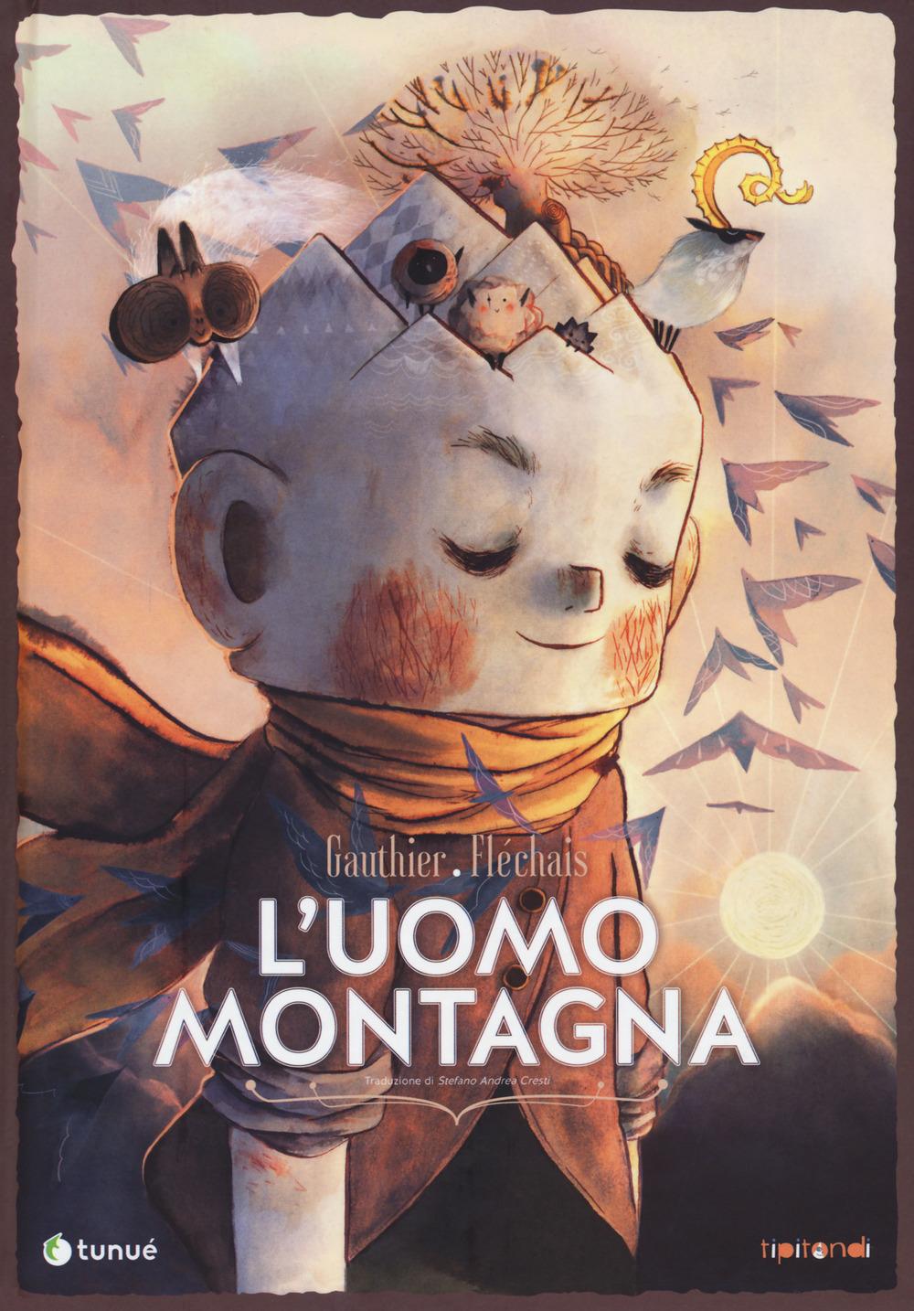 UOMO MONTAGNA (L') - 9788867903870