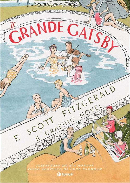GRANDE GATSBY. IL GRAPHIC NOVEL (IL) - 9788867904334