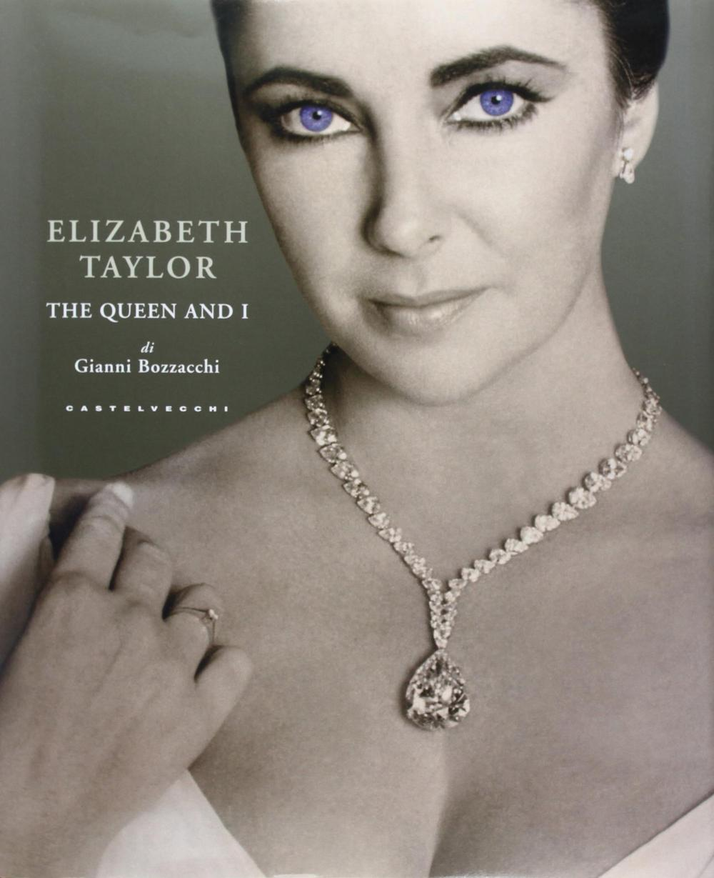 ELIZABETH TAYLOR. THE QUEEN AND I - 9788868260552
