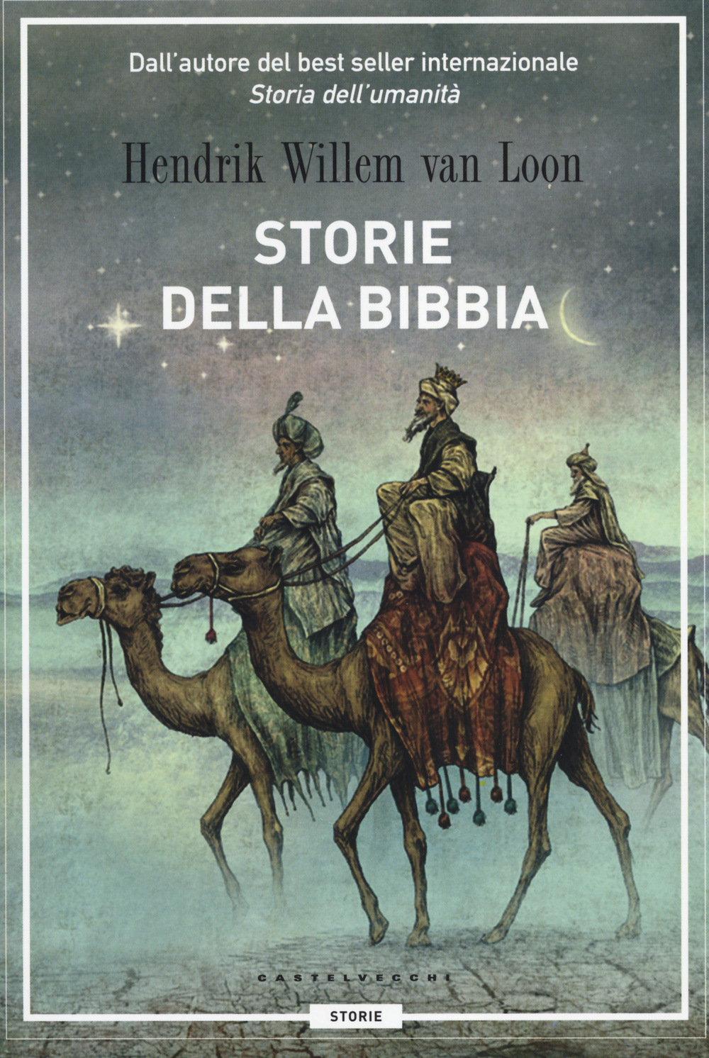 STORIE DELLA BIBBIA - 9788868261993