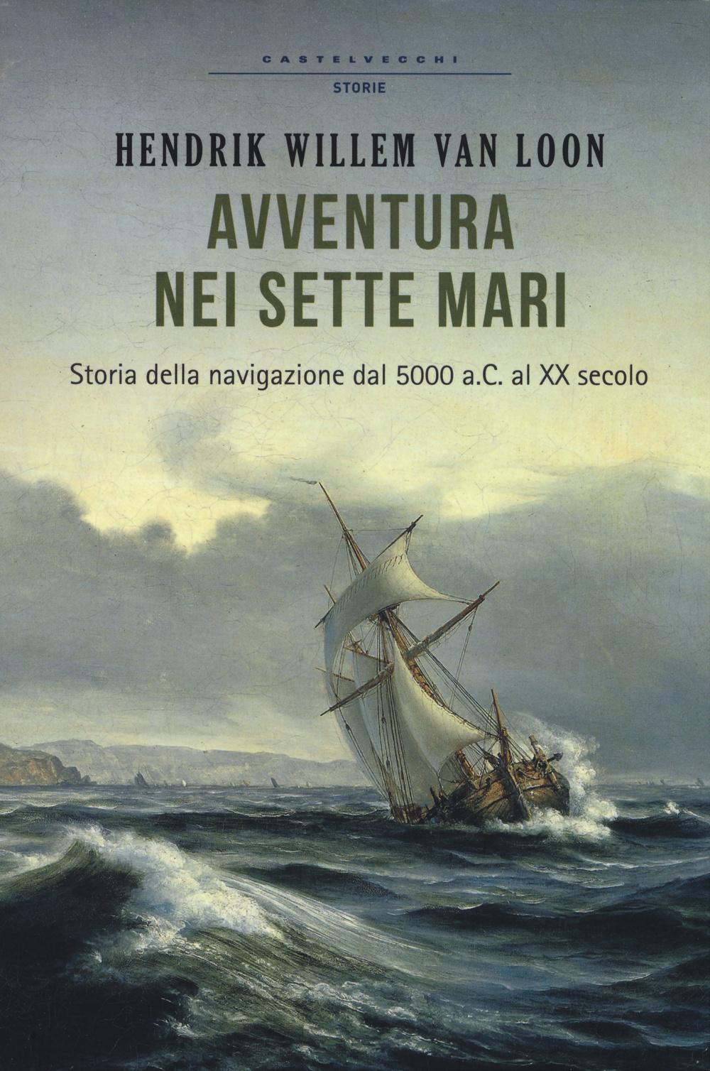 AVVENTURA NEI SETTE MARI - 9788868264086