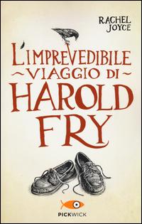 Copertina del Libro: L'imprevedibile viaggio di Harold Fry