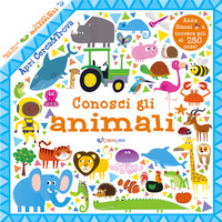 CONOSCI GLI ANIMALI - APRI CERCA E TROVA