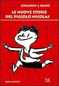 Copertina del Libro: Le nuove storie del piccolo Nicolas