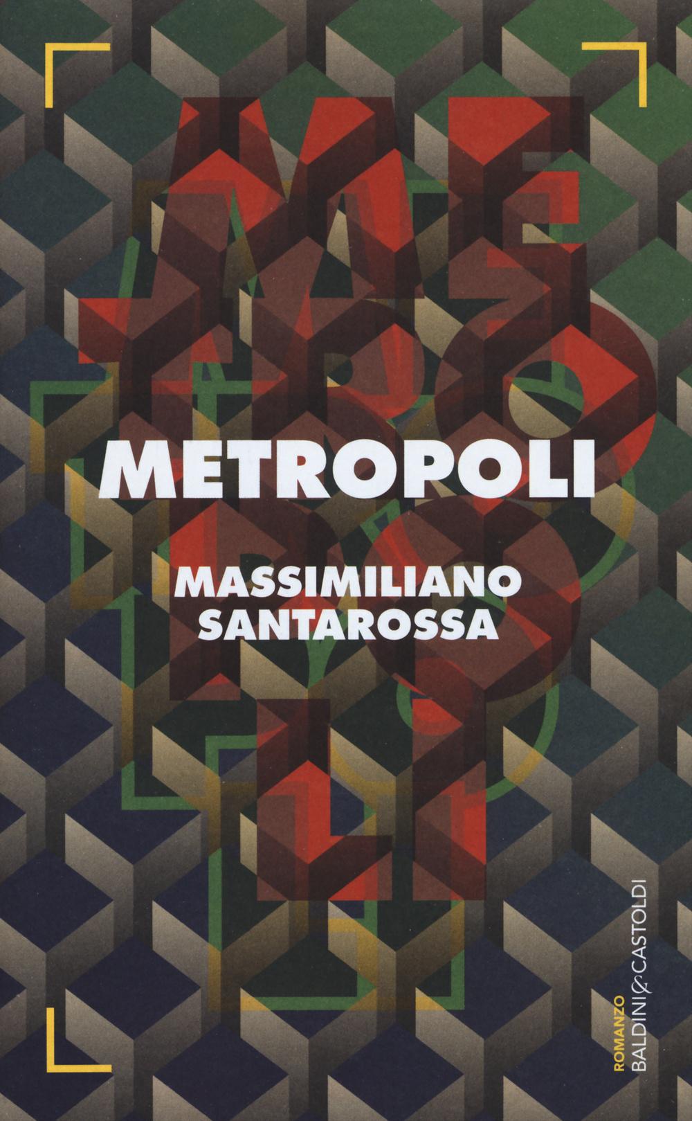 METROPOLI - 9788868527846