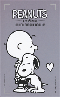 PEANUTS - NEVICA CHARLIE BROWN !