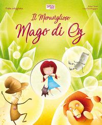 MERAVIGLIOSO MAGO DI OZ di TOME' E. - SCORTEGAGNA L.