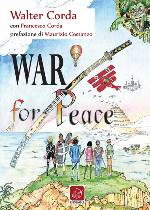 WAR FOR PEACE - 9788868810993