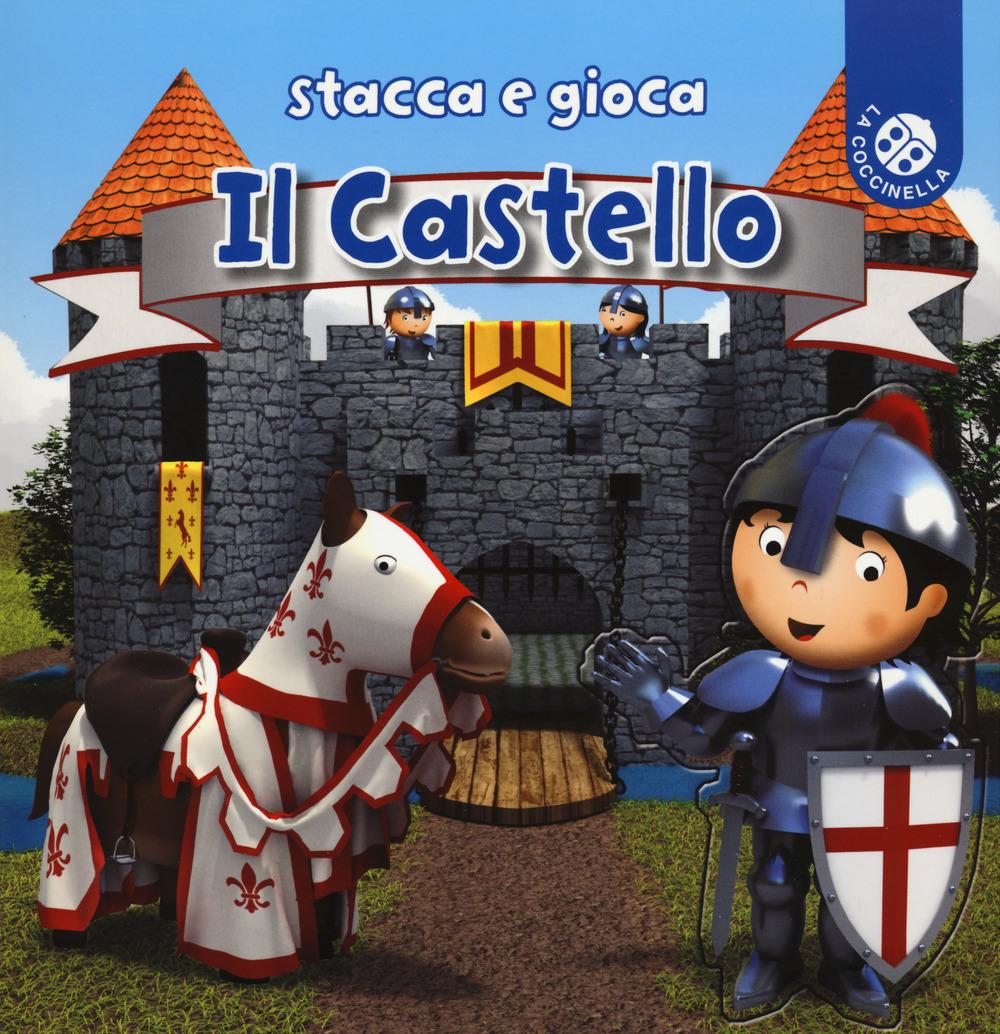 Il castello. Stacca e gioca. Ediz. a colori