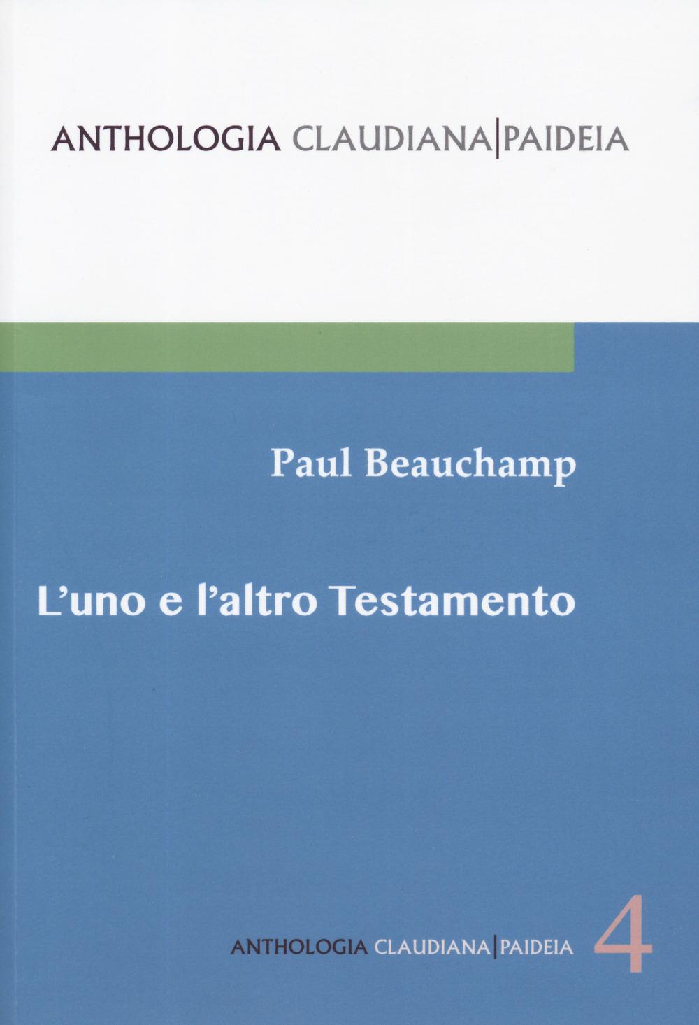 L'uno e l'altro Testamento