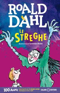 STREGHE - 100 ANNI di DAHL ROALD