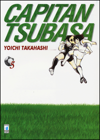 CAPITAN TSUBASA 5 - NEW EDITION di TAKAHASHI YOICHI