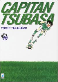 CAPITAN TSUBASA 10 - NEW EDITION di TAKAHASHI YOICHI