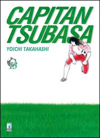 CAPITAN TSUBASA 13 - NEW EDITION di TAKAHASHI YOICHI