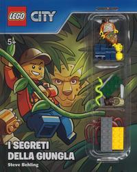 SEGRETI DELLA GIUNGLA - LIBRO + LEGO