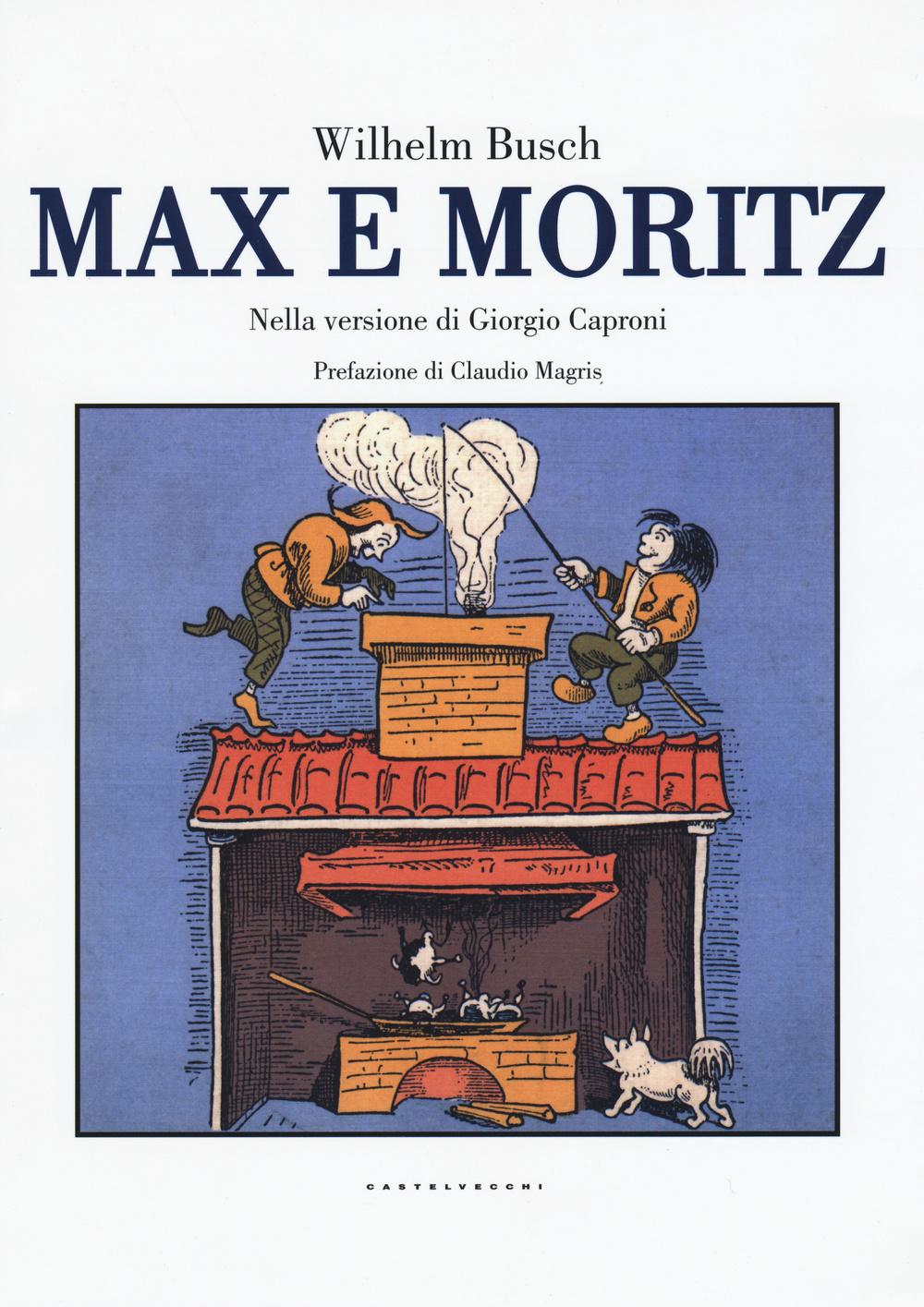 MAX E MORITZ - 9788869442537