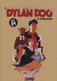 DYLAN DOG PACK 4 di SCLAVI TIZIANO