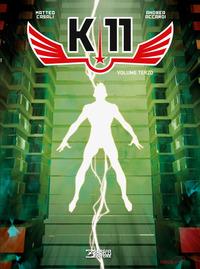 K11 VOLUME 3 di CASALI M. - ACCARDI A.
