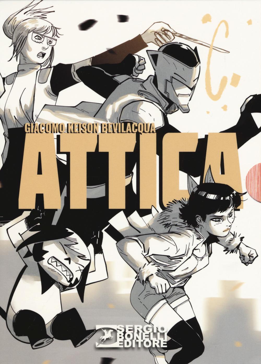 Attica. Box