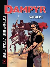 DAMPYR VATHEK ! di BOSELLI - MAROLLA - DOTTI - ANDREUCCI