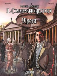 COMMISSARIO RICCIARDI - VIPERA di DE GIOVANNI M. - BRANCATO - STELLATO