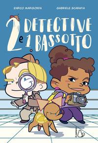 2 DETECTIVE E1 BASSOTTO di MARIGONDA E. - SCARAFIA G.
