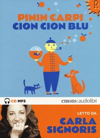 CION CION BLU - AUDIOLIBRO CD MP3 di CARPI P. - SIGNORIS C.