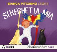 STREGHETTA MIA - AUDIOLIBRO CD MP3 di PITZORNO BIANCA