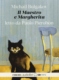 MAESTRO E MARGHERITA - AUDIOLIBRO CD MP3 di BULGAKOV M. - PIEROBON P.